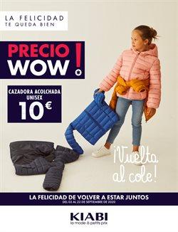 Ofertas de Ropa, Zapatos y Complementos en el catálogo de Kiabi en Irún ( 2 días más )