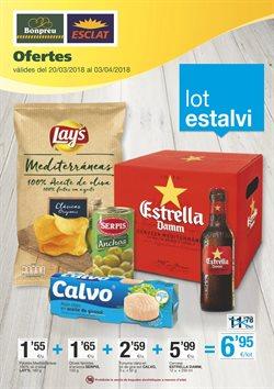Ofertas de Esclat  en el folleto de Figueres