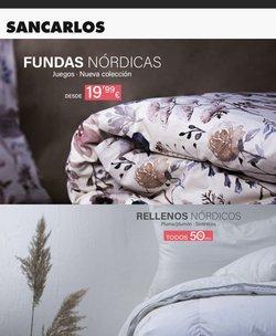 Catálogo Sancarlos ( 4 días más)