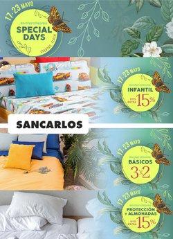 Ofertas de Sancarlos en el catálogo de Sancarlos ( Caducado)