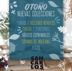 Ofertas de Sancarlos  en el folleto de Esplugues de Llobregat