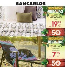Ofertas de Sancarlos en el catálogo de Sancarlos ( Publicado ayer)
