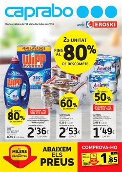 Ofertas de Hiper-Supermercados  en el folleto de Caprabo en L'Hospitalet de Llobregat
