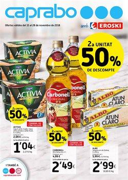 Ofertas de Caprabo  en el folleto de Andorra la Vella