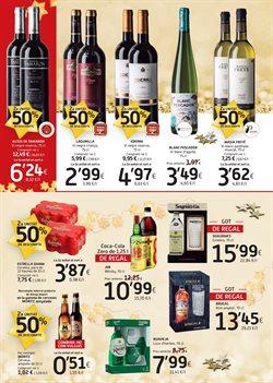 Ofertas de Vino tinto  en el folleto de Caprabo en Barcelona