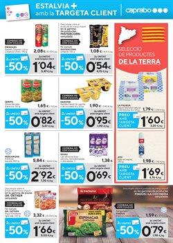Ofertas de Lácteos  en el folleto de Caprabo en Barcelona