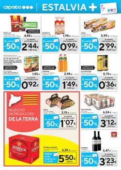 Ofertas de Gallina Blanca  en el folleto de Caprabo en Barcelona