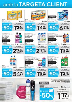 Ofertas de Papel higiénico  en el folleto de Caprabo en Barcelona