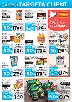 Ofertas de Caprabo  en el folleto de Barcelona