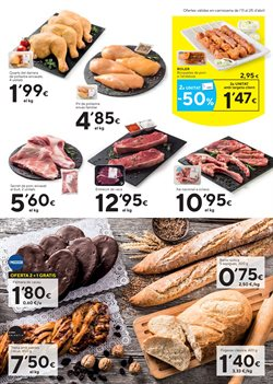 Ofertas de Carne  en el folleto de Caprabo en Palamos