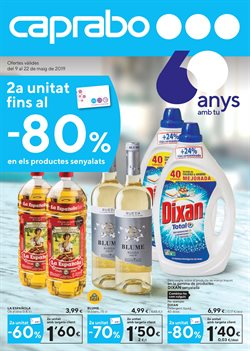 Ofertas de Hiper-Supermercados  en el folleto de Caprabo en Puigcerda