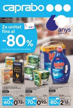 Ofertas de Hiper-Supermercados  en el folleto de Caprabo en Salt