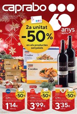 Ofertas de Hiper-Supermercados  en el folleto de Caprabo en Palafolls