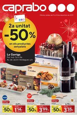 Ofertas de Hiper-Supermercados  en el folleto de Caprabo en Vilassar de Mar