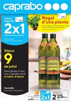 Catálogo Caprabo en Sabadell ( 3 días publicado )