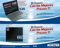 Ofertas de Informática y Electrónica en el catálogo de Master Cadena ( 14 días más)