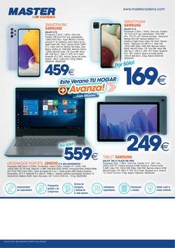 Ofertas de Lenovo en el catálogo de Master Cadena ( 9 días más)