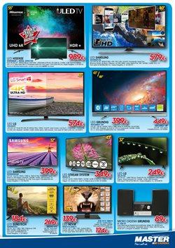 Ofertas de Tv led  en el folleto de Master Cadena en Reus