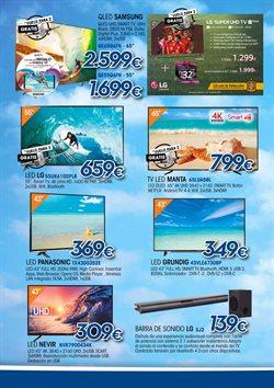Ofertas de Panasonic  en el folleto de Master Cadena en León