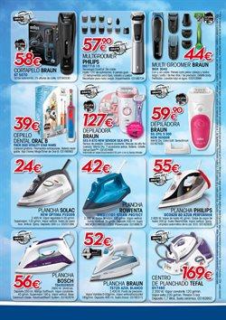 Ofertas de Máquina de afeitar  en el folleto de Master Cadena en Madrid