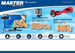 Ofertas de Hoverboard  en el folleto de Master Cadena en Chiclana de la Frontera