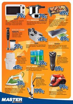 Ofertas de Philips  en el folleto de Master Cadena en Ourense
