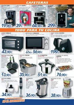 Ofertas de Cafeteras en Master Cadena