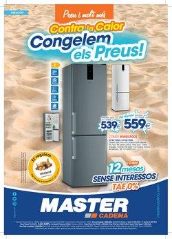 Catálogo Master Cadena ( Más de un mes)