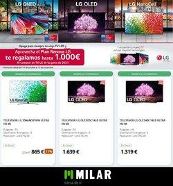 Ofertas de Informática y Electrónica en el catálogo de Milar ( 5 días más)