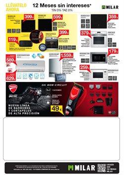 Ofertas de Mitsubishi Electric  en el folleto de Milar en Madrid