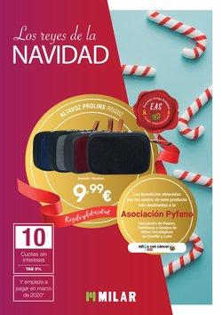 Ofertas de Milar  en el folleto de Valladolid