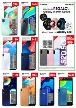 Ofertas de Smartphones Huawei en Milar
