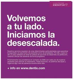 Ofertas de Salud y Ópticas en el catálogo de Dentix en Alcorcón ( Caduca mañana )