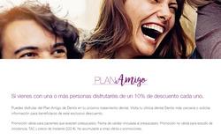 Ofertas de Salud y ópticas  en el folleto de Dentix en Zamora