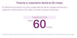 Cupón Dentix en León ( Más de un mes )