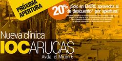 Ofertas de IOC Clínica Dental  en el folleto de Las Palmas de Gran Canaria
