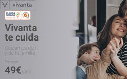 Ofertas de Salud y Ópticas en el catálogo de Vivanta ( 9 días más)