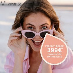 Ofertas de Salud y Ópticas en el catálogo de Vivanta ( 11 días más)