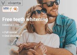 Ofertas de Salud y Ópticas en el catálogo de Vivanta ( Publicado ayer)
