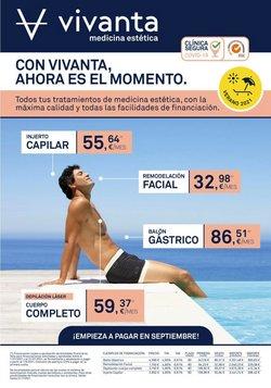 Ofertas de Salud y Ópticas en el catálogo de Vivanta ( 7 días más)