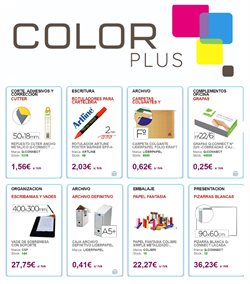Ofertas de ColorPlus  en el folleto de Madrid