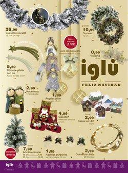 Ofertas de Iglú Hogar  en el folleto de Avilés