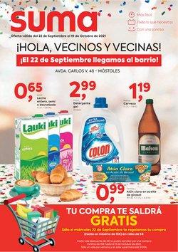 Ofertas de Suma Supermercados en el catálogo de Suma Supermercados ( 24 días más)