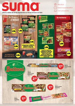 Ofertas de Suma Supermercados en el catálogo de Suma Supermercados ( 3 días más)