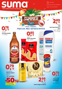 Ofertas de Suma Supermercados en el catálogo de Suma Supermercados ( 2 días más)