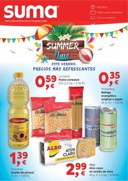 Catálogo Suma Supermercados ( 15 días más)