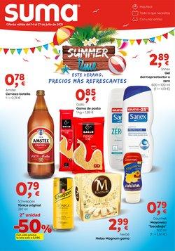 Ofertas de Suma Supermercados en el catálogo de Suma Supermercados ( Caduca mañana)