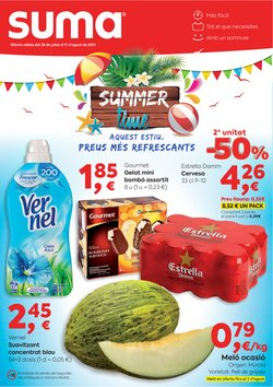 Ofertas de Suma Supermercados en el catálogo de Suma Supermercados ( 18 días más)