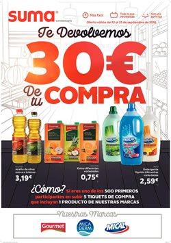 Ofertas de Suma Supermercados  en el folleto de Valencia