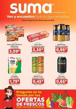 Ofertas de Schweppes  en el folleto de Suma Supermercados en Dos Hermanas